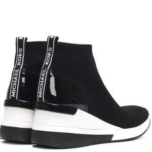 Michael Michael Kors Skyler Sock Booties Sneakers